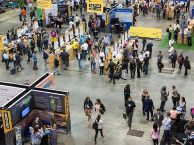 Survey: Most people will avoid post-pandemic trade shows this year