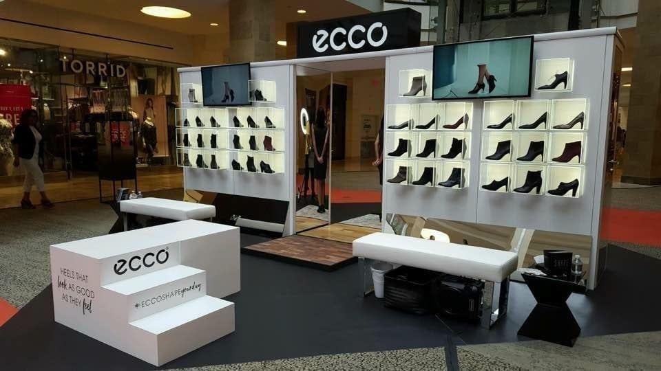 Manchester, NH: Image 4 Helps ECCO Shoe Launch Autumn