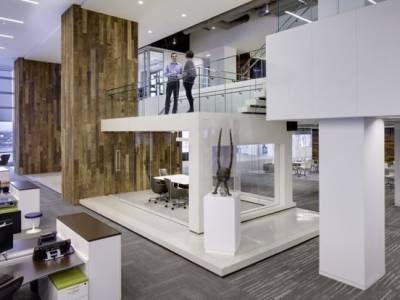 Beyond the Corporate Office: The New Landscape of Work and Workplace
