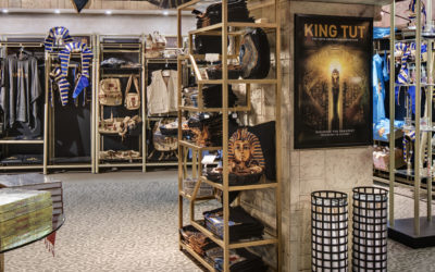 King Tut Retail Shop